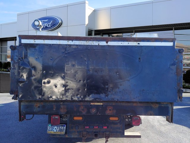 2013 Ford F-550 Super Cab DRW 4x4, Platform Body #WU0010182 - photo 6