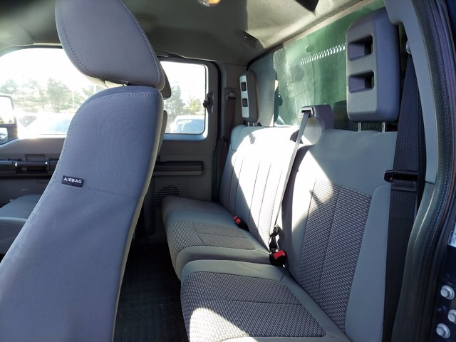 2013 Ford F-550 Super Cab DRW 4x4, Platform Body #WU0010182 - photo 10