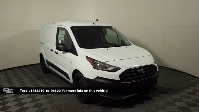2020 Ford Transit Connect FWD, Empty Cargo Van #WU001039 - photo 1