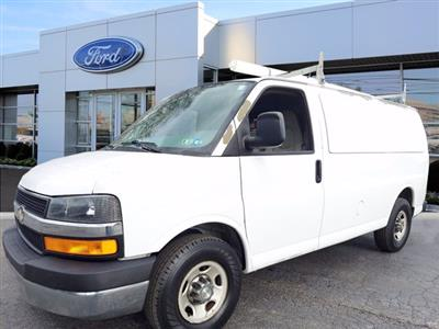 2009 Chevrolet Express 2500 4x2, Empty Cargo Van #WU001081E - photo 2