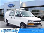 2009 Chevrolet Express 2500 4x2, Empty Cargo Van #WU001081E - photo 1