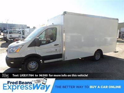 2020 Ford Transit 350 HD DRW 4x2, Supreme Spartan Cargo Cutaway Van #WU001085 - photo 1