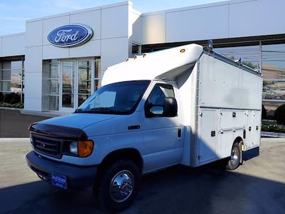 2007 Ford E-350 4x2, Service Utility Van #WU00116F - photo 3