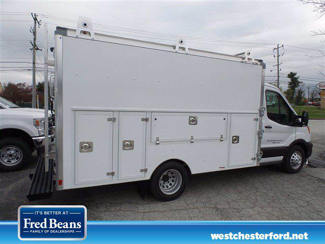 2020 Ford Transit 350 HD DRW AWD, Supreme Cutaway Van #WU001191 - photo 1