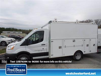 2020 Ford Transit 350 HD DRW AWD, Supreme Spartan Cargo Cutaway Van #WU001191 - photo 1
