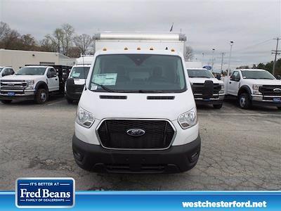 2020 Ford Transit 350 HD DRW AWD, Supreme Spartan Cargo Cutaway Van #WU001191 - photo 3