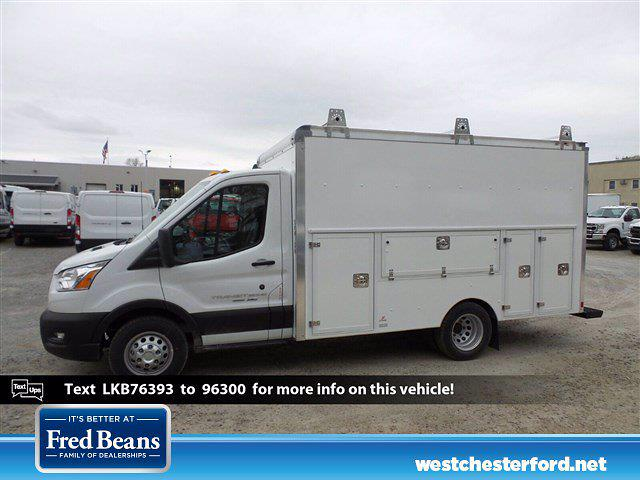 2020 Ford Transit 350 HD DRW AWD, Supreme Cutaway Van #WU001192 - photo 1