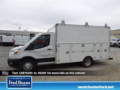 2020 Ford Transit 350 HD DRW AWD, Supreme Spartan Cargo Cutaway Van #WU001192 - photo 1