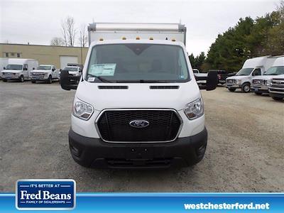 2020 Ford Transit 350 HD DRW AWD, Supreme Spartan Cargo Cutaway Van #WU001192 - photo 3
