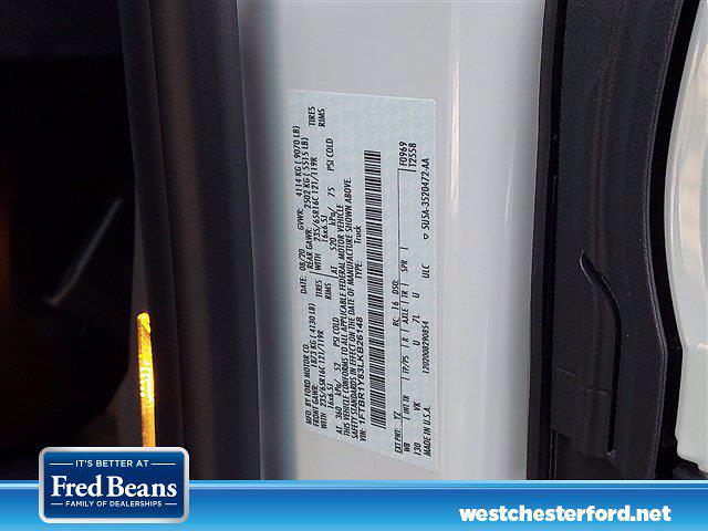 2020 Ford Transit 250 Low Roof 4x2, Empty Cargo Van #WU001195 - photo 17