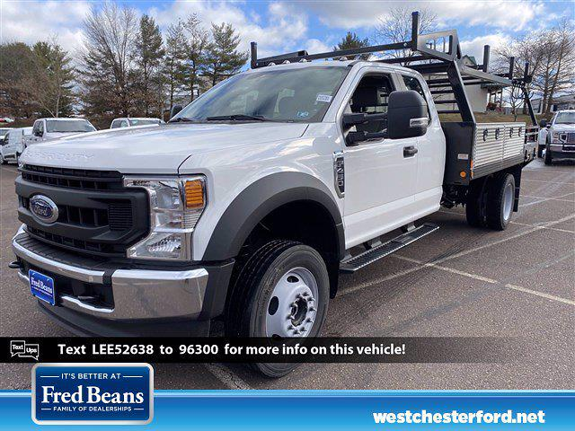 2020 Ford F-450 Super Cab DRW 4x4, Freedom Contractor Body #WU001196 - photo 1