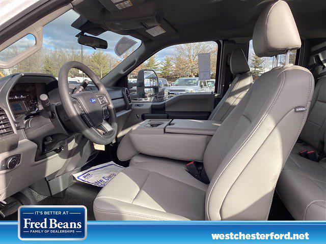 2020 Ford F-450 Super Cab DRW 4x4, Freedom Contractor Body #WU001196 - photo 10
