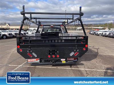 2020 Ford F-450 Super Cab DRW 4x4, Freedom Contractor Body #WU001196 - photo 7