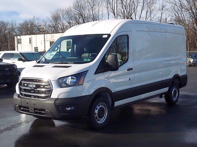 2020 Ford Transit 250 Med Roof 4x2, Empty Cargo Van #WU001197 - photo 4