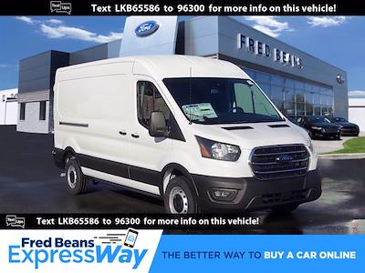 2020 Ford Transit 250 Med Roof 4x2, Empty Cargo Van #WU001197 - photo 1
