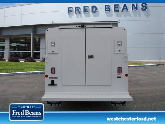 2020 Ford Transit 350 RWD, Reading Aluminum CSV Service Utility Van #WU00303 - photo 2
