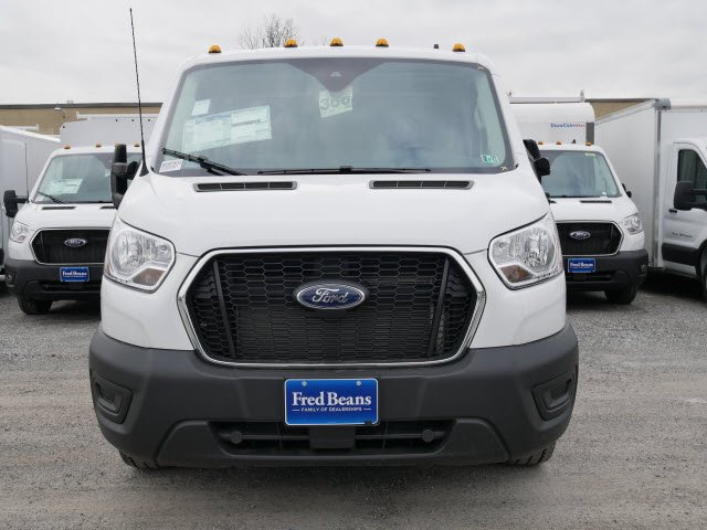 2020 Ford Transit 350 RWD, Reading Aluminum CSV Service Utility Van #WU00303 - photo 5