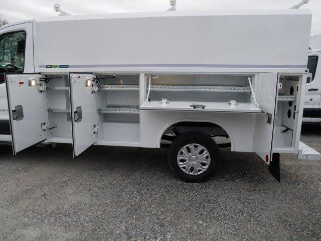 2020 Ford Transit 350 RWD, Reading Aluminum CSV Service Utility Van #WU00303 - photo 7