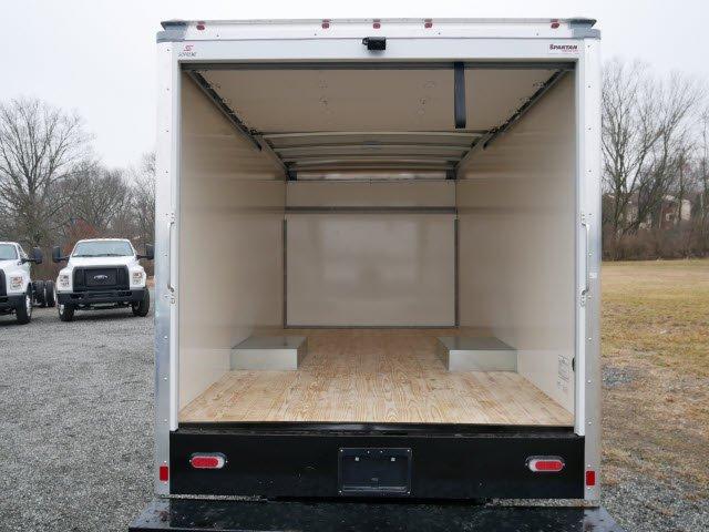 2020 Ford Transit 350 HD DRW RWD, Supreme Spartan Cargo Cutaway Van #WU00354 - photo 10