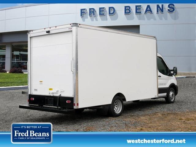 2020 Ford Transit 350 HD DRW RWD, Supreme Spartan Cargo Cutaway Van #WU00354 - photo 5