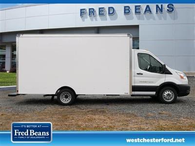 2020 Ford Transit 350 HD DRW RWD, Supreme Spartan Cargo Cutaway Van #WU00354 - photo 4