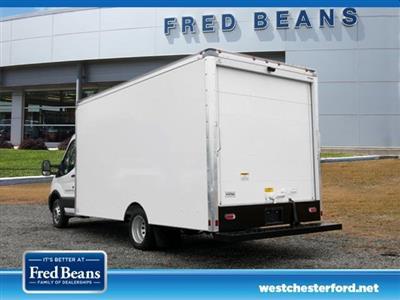 2020 Ford Transit 350 HD DRW RWD, Supreme Spartan Cargo Cutaway Van #WU00354 - photo 2