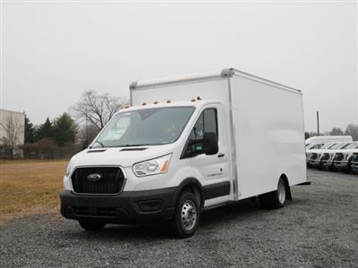 2020 Ford Transit 350 HD DRW RWD, Supreme Spartan Cargo Cutaway Van #WU00354 - photo 1