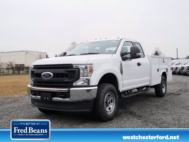2020 Ford F-350 Super Cab 4x4, Knapheide Steel Service Body #WU00357 - photo 1