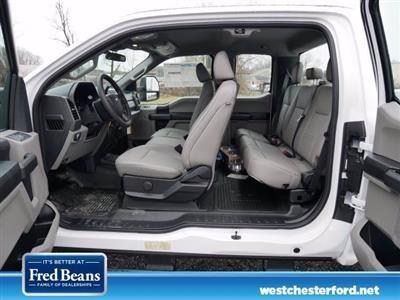 2020 Ford F-350 Super Cab 4x4, Knapheide Steel Service Body #WU00357 - photo 8