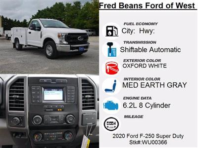 2020 Ford F-250 Regular Cab RWD, Reading SL Service Body #WU00366 - photo 4
