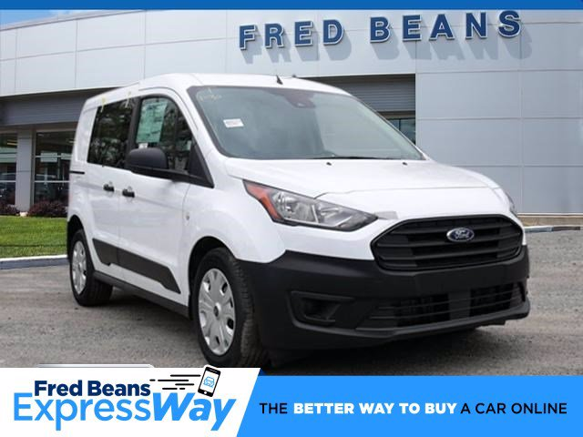 2020 Ford Transit Connect FWD, Empty Cargo Van #WU00372 - photo 1