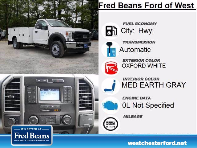 2020 Ford F-450 Regular Cab DRW 4x4, Knapheide Steel Service Body #WU00451 - photo 5