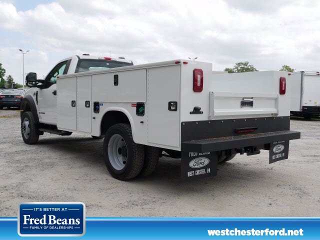 2020 Ford F-450 Regular Cab DRW 4x4, Knapheide Service Body #WU00451 - photo 1