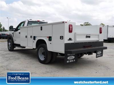 2020 Ford F-450 Regular Cab DRW 4x4, Knapheide Steel Service Body #WU00451 - photo 2