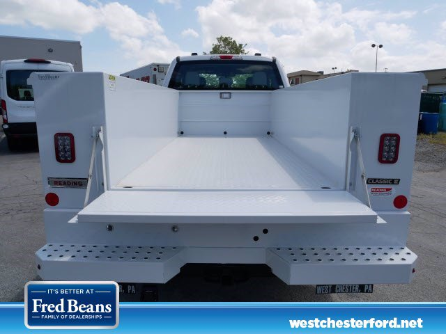 2020 Ford F-350 Super Cab 4x4, Reading Classic II Steel Service Body #WU00492 - photo 10