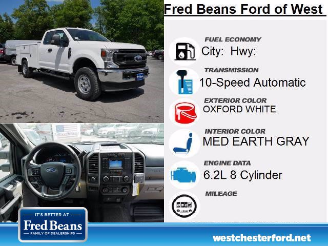 2020 Ford F-350 Super Cab 4x4, Reading Classic II Steel Service Body #WU00492 - photo 5