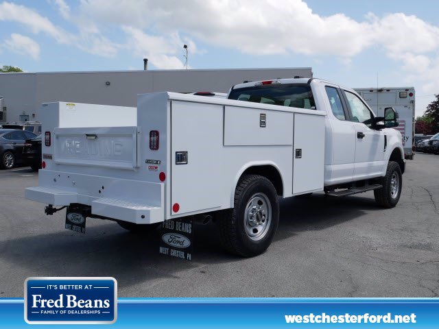 2020 Ford F-350 Super Cab 4x4, Reading Classic II Steel Service Body #WU00492 - photo 2