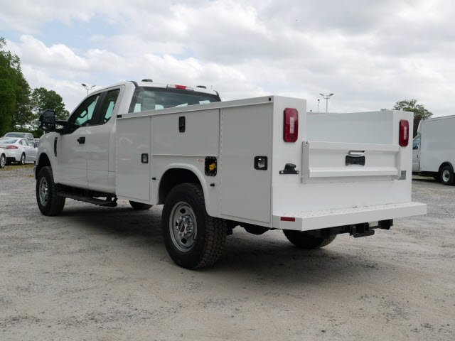 2020 Ford F-350 Super Cab 4x4, Knapheide Steel Service Body #WU00510 - photo 2