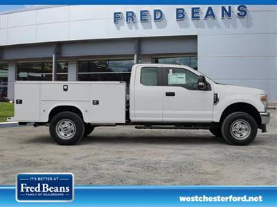 2020 Ford F-350 Super Cab 4x4, Knapheide Steel Service Body #WU00510 - photo 3
