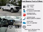 2020 Ford F-350 Super Cab 4x4, Knapheide Steel Service Body #WU00510 - photo 5