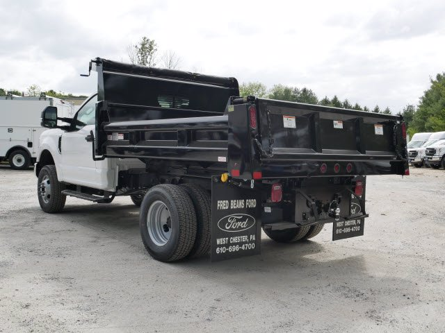 2020 Ford F-350 Regular Cab DRW 4x4, Rugby Dump Body #WU00513 - photo 1
