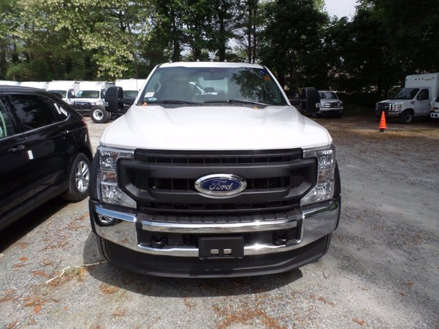 2020 Ford F-550 Crew Cab DRW 4x4, Cab Chassis #WU00524 - photo 4