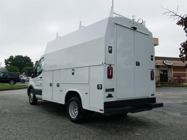 2020 Ford Transit 350 HD DRW RWD, Knapheide Service Utility Van #WU00533 - photo 1