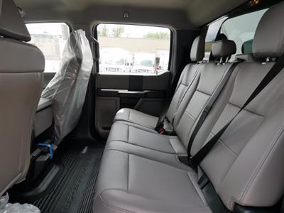 2020 Ford F-550 Crew Cab DRW 4x4, Rugby Landscape Dump #WU00551 - photo 9
