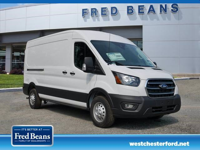 2020 Ford Transit 250 Med Roof RWD, Empty Cargo Van #WU00593 - photo 1
