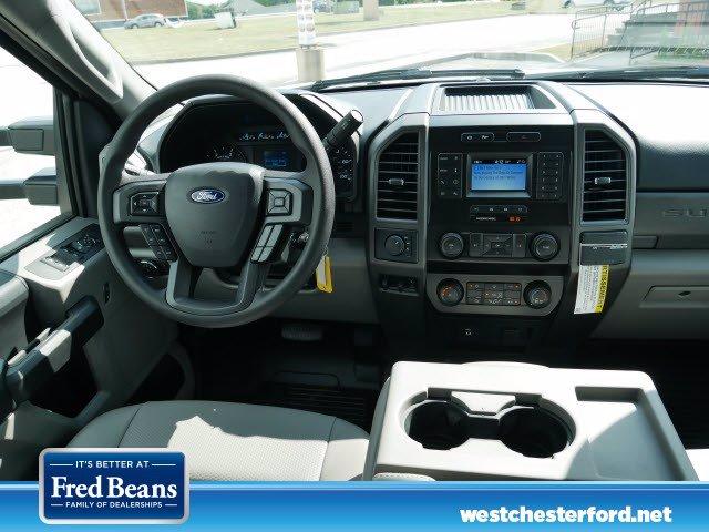 2020 Ford F-550 Crew Cab DRW 4x4, Rugby Landscape Dump #WU00619 - photo 6