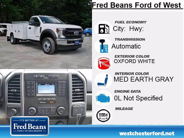 2020 Ford F-450 Regular Cab DRW 4x4, Reading SL Service Body #WU00624 - photo 14
