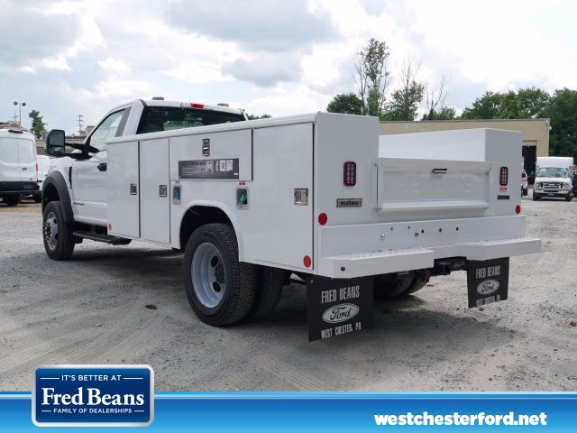 2020 Ford F-450 Regular Cab DRW 4x4, Reading Service Body #WU00624 - photo 1