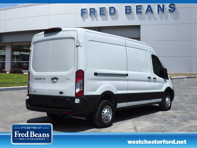 2020 Ford Transit 250 Med Roof AWD, Empty Cargo Van #WU00655 - photo 5