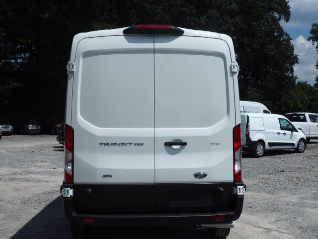 2020 Ford Transit 250 Med Roof AWD, Empty Cargo Van #WU00655 - photo 6